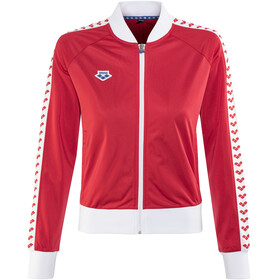 arena Relax IV Team - Midlayer Mujer - rojo